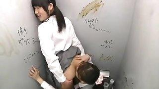 Japanese Ass Eating Lesbians