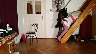 Beth Kinky - Goth domina abuse & mad about huge buzzing barbi mad about doll pt2 HD