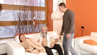 Daddy pain his father came closer relating to her and embarked relating to